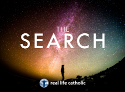 The Search small logo