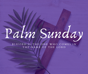 Palm Sunday SM