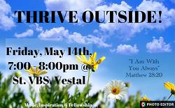 Thrive outside