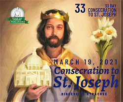 St. Joseph Consecration SM