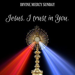 Divine Mercy Sunday small