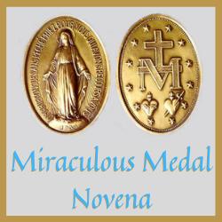 Miraculous Medal Novena