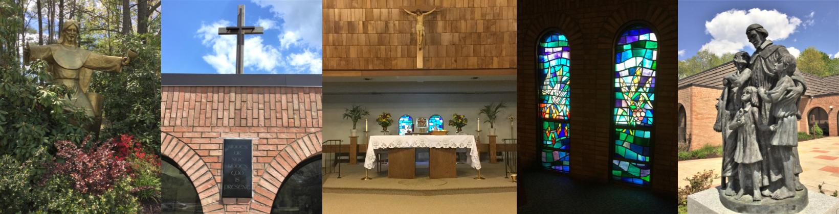 A Roman Catholic parish in Vestal, N.Y.