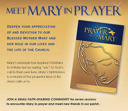 At Prayer with Mary