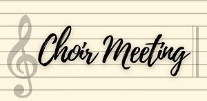 choir meeting