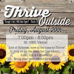 Thrive Aug. 20